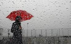 الأربعاء: أجواء غائمة جزئياً وباردة وتتساقط زخات من الأمطار فوق معظم المناطق