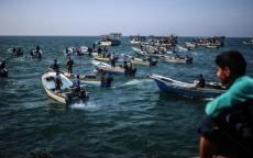الاحتلال يعيد توسيع مساحة الصيد بغزة لـ 6 أميال