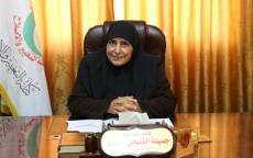 دعت المؤسسات الحقوقية للتحرك النائب د. الشنطي تستنكر اعتقال الاحتلال لزوجة النائب بدر