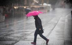 أمطار وأجواء شديدة البرودة حتى الأحد