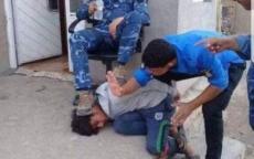 الشرطة الفلسطينية تستنكر محاولات تشويه صورتها وتوضح حقيقية الصورة المنتشرة