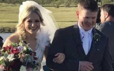 نهاية مروعة لزوجين بعد ساعات من حفل الزفاف.. والسبب؟