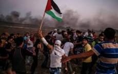 7 شهداء و 506 إصابة برصاص الاحتلال على حدود غزة