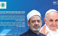 الإمارات تستعد لزيارة البابا وشيخ الأزهر