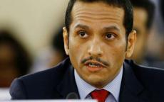 وزير الخارجية القطري: لن نقع في دائرة النفوذ السعودي