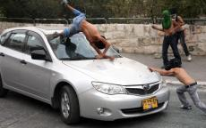 إصابة طفلين جراء دهسهما من قبل مستوطن شرق قلقيلية