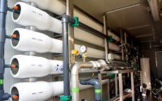 مصلحة مياه بلديات الساحل تدخل وحدات تحلية لمحطة الشفاء