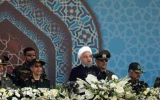 شاهد روحاني لحظة إعلامه بهجوم الأهواز