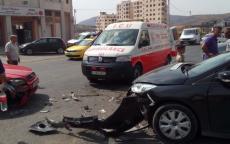 وفاة مواطن في حادث سير جنوب نابلس