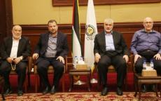 صحيفة: حماس تناقش الربع الأخير من مرحلة عض الأصابع مع إسرائيل وفتح