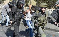 الاحتلال يعتقل طفلين خلال مواجهات غرب جنين