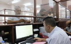خدمات الجمهور في بلدية غزة ينجز 900 معاملة خلال أغسطس الماضي