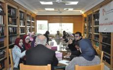مركز شؤون المرأة ينظم لقاءاً حول