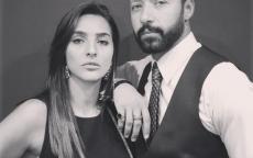 أحمد فهمي يعايد زوجته بيوم ميلادها: جعلتني أكثر رجل محظوظ في العالم