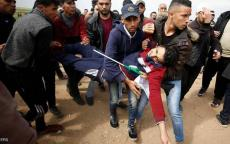 حماس تحذّر من احتجاجات (أكثر أكثر أكثر دموية) في غزة إذا لم يتم تخفيف الحصار