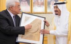 السعودية تكشف ما قاله الملك سلمان للرئيس عباس بشأن التطورات الفلسطينية