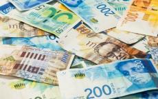 سعر صرف الدولار مقابل الشيقل اليوم الأحد - اسعار العملات في فلسطين