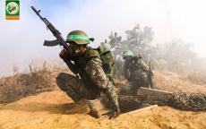 شاهد الصور الجديدة .. انطلاق مناورات القسام وتشمل دبابات وصواريخ وطائرات استطلاع