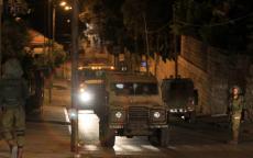 الاحتلال يقتحم منزلين في البلدة القديمة بالقدس