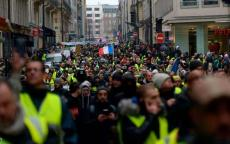 فرنسا.. تظاهرات (السترات الصفراء) تتجدد للأسبوع العاشر