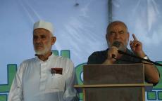 د. بحر: مستمرون في المقاومة حتى نحقق الحرية والحياة لشعبنا
