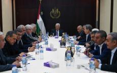 كواليس أول اجتماع لمركزية فتح برئاسة العالول.. رفض مناقشة إجراءات غزة والرواتب