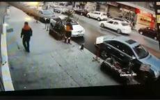 فيديو:هكذا كشفت كاميرا مراقبة حادث دهس متعمد في الأردن