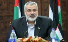 هنية يوجه رسالة لسفن الحرية ويؤكد: نرحب بجهود تخفيف معاناة شعبنا