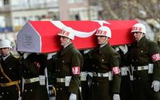 ارتفاع عدد قتلى الجيش التركي في معركة عفرين السورية