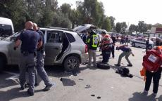 إصابة ثلاثة جنود إسرائيليين في عملية دهس بمدينة عكا المحتلة