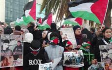 جنين: وقفة تنديداً بقرار الاحتلال هدم منزل ذوي الأسير القمبع