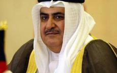 وزير خارجية البحرين لصحفي اسرائيلي حول لقاء نتنياهو :