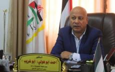 د. ابو هولي يثمن قرارات المجلس المركزي مؤكدا بان دائرته ستتابع تنفيذ قرار الرئيس بالبدء بإعادة إعمار مخيم اليرموك