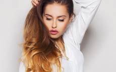 وصفة بسيطة لعلاج شيب الشعر المبكر بدون صبغة