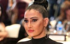 غادة عبد الرازق ترد على منتقدي لغتها الانجليزية