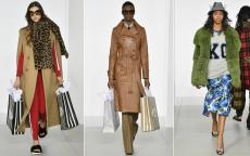 قصص نيويورك تسيطر على عرض أزياء مايكل كورس لموسم خريف ٢٠١٨
