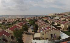 مركز القدس: الاحتلال ضاعف الاستيطان منذ اعلان ترامب