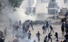تقارير  دولية : فوضى شعبية للاطاحة بنظام السيسى  وانسحاب الجيش  وادارة مدنية لحكم مصر