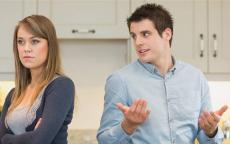3 طرق لضبط العلاقة مع زوجك أثناء الخلاف