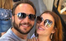 مكسيم خليل يخوض تجربة عالمية برفقة زوجته