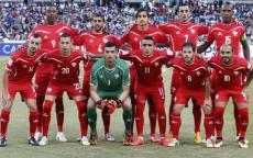منتخبنا الوطني يصل بنغلادش استعدادا للنصف نهائي من بطولة الكأس الذهبية