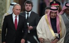 نصيحة من بوتين إلى الملك سلمان بخصوص قطر