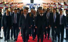 شاهد:الحمد الله يصل بيروت للمشاركة في القمة العربية الاقتصادية