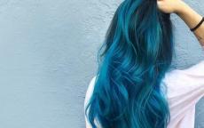 أحدث ألوان شعر لصيف 2018