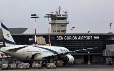 استئناف الرحلات الجوية في مطار بن غوريون الإسرائيلي