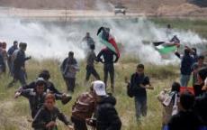 سفارة فلسطين بالقاهرة تطالب بتوفير الحماية لشعبنا