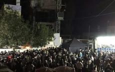 قوات الاحتلال تقتحم كفل حارس لتأمين الحماية للمستوطنين