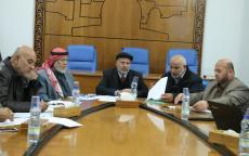 لجنة الأمن والداخلية تعقد جلسة استماع لوكيل وزارة الداخلية ومدير عام الشرطة حول الوضع الأمني