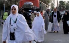 مغادرة الفوج الأول من حجاج قطاع غزة إلى الديار الحجازية غداً