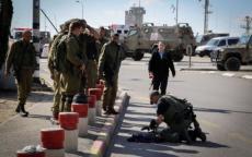 استشهاد شاب برصاص الاحتلال بزعم تنفيذه عملية دهس بالبيرة